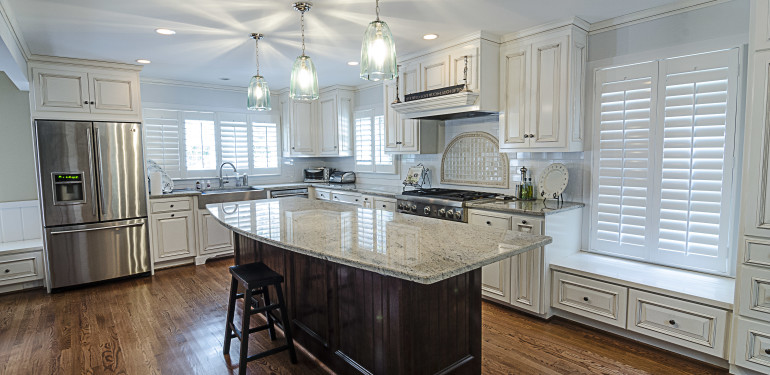 Kitchen Renovation in Skidaway Island
