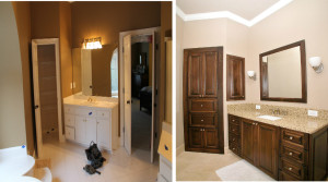 Custom Carpentry by American Craftsman Renovations
