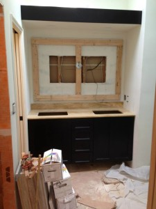 Custom Built Vanity in Atlanta and Savannah