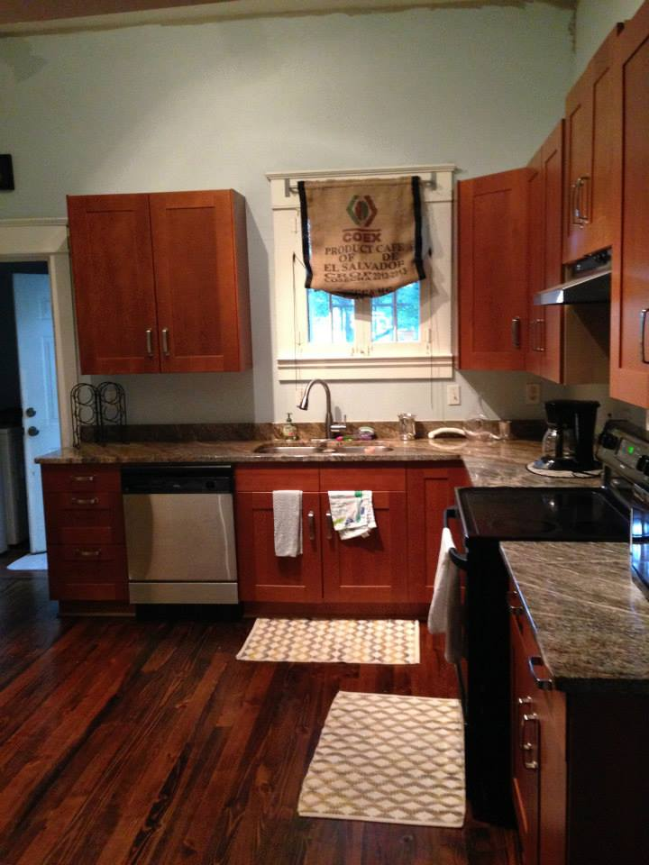 Kitchen Renovation available on Wylly Island